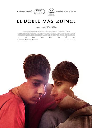 Cartel de la película El doble más quince