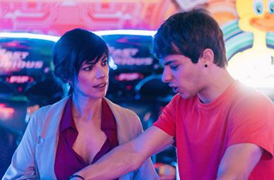 Escena de Maribel Verdú y Germán Alcarazu en El doble más quince
